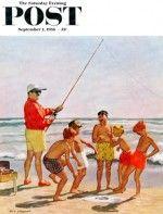 Big Pole, Little Fish (Richard Sargent, September 1, 1956)