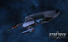 This is the Pathfinder-class starship I designed and modeled for Star Trek Online. You can learn more about the ship here. This was first starship I got to design and model from start to finish in...