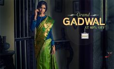 Situated between the rivers Tungabhadra and Krishna over an area of about 800 sq.miles is the small town of Gadwal that is noted for its harmonious coexistence of the cultures of Andhra Pradesh and Karnataka.