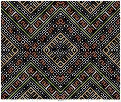 Thread Art, Work Inspiration, Brick Stitch, Diy Projects To Try, Norway, Celtic, Needlework, Scandinavian, Bohemian Rug