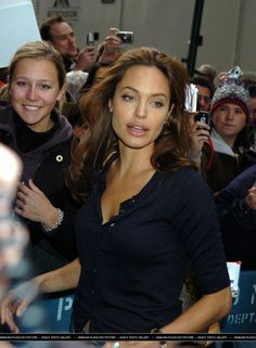Jolie is just a raving beauty in my opinion. ♥