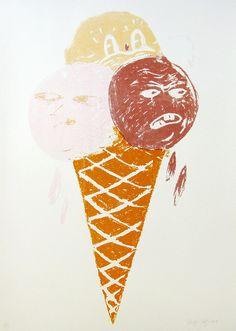 Ice Cream - by filippo doner, via Flickr