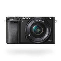 Sony® a6000 mirrorless camera