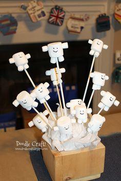 marshmallow adipose babies