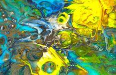 Brilliant colors in glass