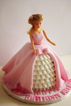 """Tarta """"Barbie"""""""