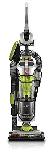 The Hoover Air Lift Deluxe easily goes from an upright vacuum for floor cleaning to a lift canister for cleaning stairs ceilings and hard-to-reach areas. It features Hoover's exclusive WindTunnel 3 T...