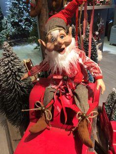 Lutin Christmas Mix, Christmas Ideas, Art Plastique, Diy Art, Special Day, Sculpting, Christmas Decorations, Santa, Joy