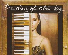 Alicia Keys With Images Alicia Keys Albums Alicia Keys Diary