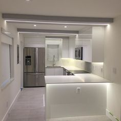 Finished product in our great project at #keybiscayne #kitchen #design #highend