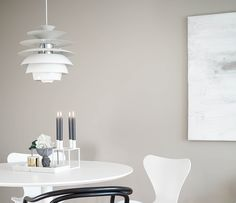 Tikkurila Ajopuu V484 Love Home, Living Room Kitchen, Wall Colors, Interior Inspiration, Home And Family, Sweet Home, New Homes, Room Decor, House Design