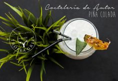 PIÑA COLADA Coctelería de Autor en Ruzafa en Trofea Grill Valencia (C/Literato Azorín, 4) Fotografía e Imagen por FreeZia Studio www.freezia.es