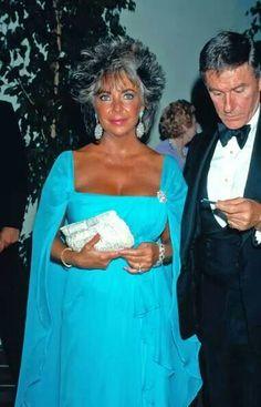 Elizabeth Taylor and Roddy McDowell