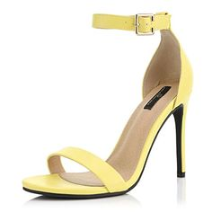 94bbc75543f Check out these sexy DailyShoes Women s Open Toe Ankle Buckle Strap  Platform Casual Pump Heel Sandal