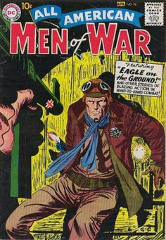 Jerry Grandenetti (15 April 1926  19 February 2010 USA) was a comics creator who is best known for... Jerry Grandenetti (15 April 1926  19 February 2010 USA) was a comics creator who is best known for drawing war stories at DC Comics in the 1950s and 1960s. His career began in the late 1940s as an assistant to Will Eisner primarily on the syndicated strip The Spirit. He also drew Secret Files of Dr. Drew in Rangers Comics and Señorita Rio in Fight Comics both of which the Eisner Studio…