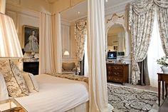 REIMES, France - Les Crayeres. For more of FATHOM's most romantic hotels in France visit http://shar.es/fVeSb.