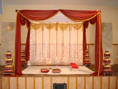 East Indian design images | Mandap is used in traditional Indian weddings