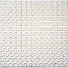 """Tilt-a-Whirl"" by Gregg Welz, Drawing Paper, 40"" x 40"