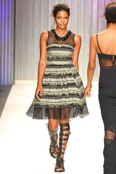 What Dresses Would Tracy Reese Love to See Michelle Obama Wear? Her Spring 2014 Picks!