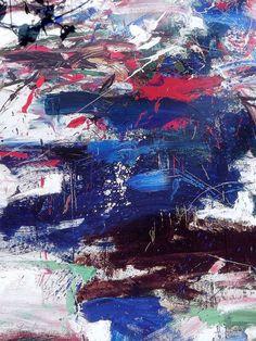 Très belle rétrospective de Joan Mitchell (1926-1992) à Giverny. Une trentaine de grandes toiles de cette femme peintre américaine, qui a...
