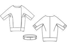 Schéma du modèle  Intriguing pattern design