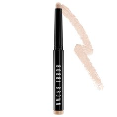 What it is: A long-lasting, waterproof eye shadow that glides on easy like a stroke of genius.   What it does: Shade, define, smoke up, and highlight your eyes with this do-it-all eye shadow formula. It glides onto your lids tug-free and is compl