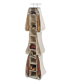 Take a look at this Whitmor Hanging Shoe & Boot Shelf on zulily today! AND BOOTS?! Love it!!