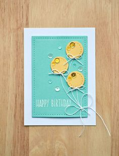 Amy Gray   Crafting Confessions  @altenew @prettypinkposh #cardmaking #birthdaycard #stamping #diecutting