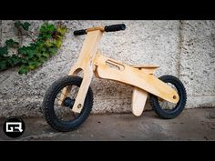 Balance Bike, Kids Bike, Wheelbarrow, Tricycle, Garden Tools, Woodworking, Toys, Santa Marta, Youtube