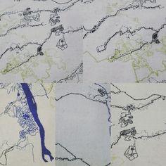 Cartoghraphy rug / by MK.III.  BORDEAUX Metropole.