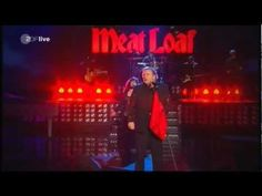 Meat Loaf- One Of My Favourite Singers and a great showman