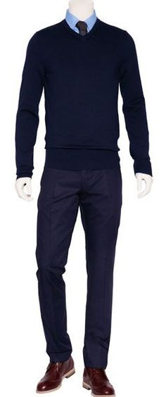 William would look dashing in this! Although he probably wouldn't wear it. Lol