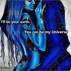 love art You can be my Universe Tantra, Comic Couple, Twin Flame Love, Twin Flames, Twin Flame Stages, Flame Art, Spiritual Love, Soul Connection, Soulmate Connection