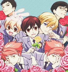 Most Memorable Anime - Ouran High School Host Club Unfortunately for Haruhi, her high school days take a sudden turn when she stumbles upon the Host Club, an elite club filled with super rich and beautiful boys who use their specific traits and charms to entertain young ladies. Even worse, Haruhi accidentally breaks an 8-million yen vase in the club. Since she is unable to repay her debt with money, Haruhi finds herself with no choice but to work for the Host Club, becoming a male host…
