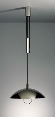 Marianne Brandt • Pendulum Light, 1925