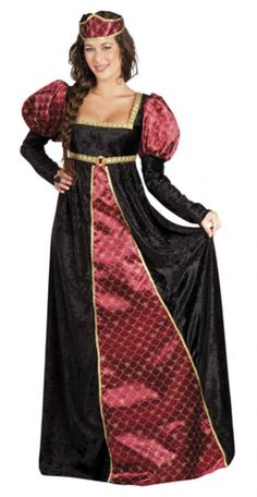 middeleeuwse jurk (36/46)