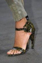 Edun Spring 2013 ~ NY Runway Shoes