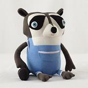 Kids Stuffed Animals: Jennifer Strunge Monster Raccoon in Plush Toys $29