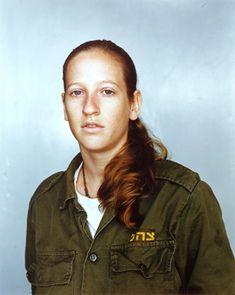 Rineke Dijkstra: Abigail, Herzliya, Israel, April 10,1999