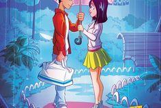 Concours Yo soy Franky Emma Lou, Wallpaper, Anime, David, Robot Girl, Drawings, Unicorn, Princess, I Win