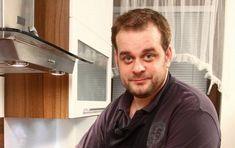 Roman Šabrňák a jeho pikatní dýňová polévka se zázvorem Vip, Roman, Celebrity, Celebs, Famous People