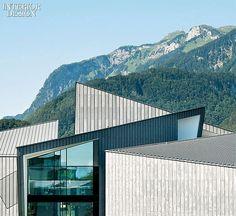 Jansen Campus. Oberriet, Switzerland.  Architect: Davide Macullo.