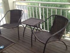 Outdoor setting   Lounging & Relaxing Furniture   Gumtree Australia Stirling Area - Doubleview   1107294912