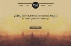 Balsa Made - Web Design - Best website, web design inspiration showcase - www.niceoneilike.com