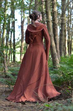 Alternative Clothing - Empress Ardwinna Coat - Coats & Jackets - Faery - Alienskin Clothing: Hand made