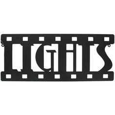 Hosting an awards show party? Add some pizzazz with this Lights, Camera, Action wall decor! | Shop Hobby Lobby