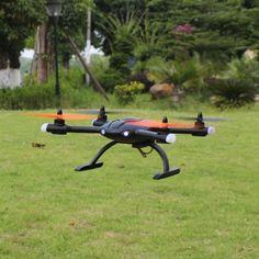 HiSKY HMX280 HMX 280 5CH 2.4G 6 Axis Gyro RC Quadcopter CC3D FC RTF