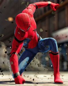 Marvel's superhero films could lose their most famous character after Sony confirmed Tuesday that talks over its deal to share Spider-Man with the Disney-owned studio have broken down. Amazing Spiderman, All Spiderman, Batman, Spiderman Poses, Bd Comics, Marvel Dc Comics, Marvel Heroes, Marvel Avengers, Marvel Characters