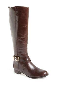 Louise et Cie Footwear 'Lienz' Leather Knee High Boot (Women)
