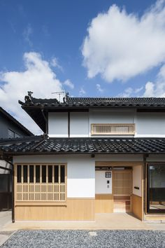 Japanese Home Design, Japanese Style House, Traditional Japanese House, Japanese Interior, Sims Building, Building Layout, Tokyo Architecture, Architecture Details, Japan House Design